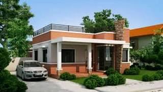 Desain Rumah Minimalis Atap Beton