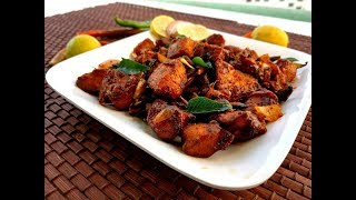 Kerala Style Chilli Chicken /Christmas special /