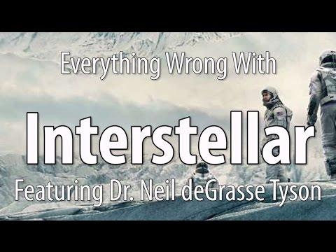 Xxx Mp4 Everything Wrong With Interstellar Featuring Dr Neil DeGrasse Tyson 3gp Sex
