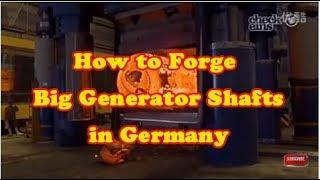 Germany forging technology - Saarschmiede GmbH Freiformschmiede manufacture