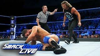 Bobby Roode vs. Baron Corbin: SmackDown LIVE, Dec. 5, 2017