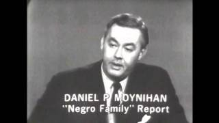 "PREVIEW: 1965 ""The Negro Family"" Labor Dept. Report on NBC"
