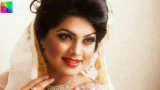 চিত্র নায়িকা নুসরাত ইমরোজ তিশা এর  জীবন কাহীনি  Nusrat Imroz Tisha life story of the heroine image