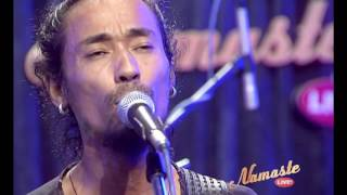 Cobweb LIVE - Astitwo - Ruslan Namaste LIVE (HUAWEI Namaste TV Show)
