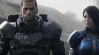 Mass Effect 3 Sauvez La Terre Cinematic Trailer