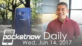 Samsung Galaxy S8+ called the best, Apple Car plans shift & more - Pocketnow Daily