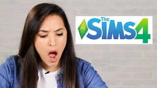 Former Sims Players Play The Sims 4