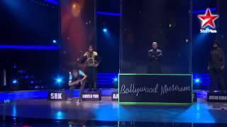 India's Dancing SuperStar D Maniax's wonderful dance performance *