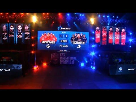 [CFS 2016 Philippines NF] Final match 5/5