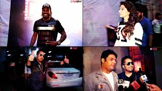Chris Gayle and Mika Singh in the Kapil Sharma show, watch video | Filmibeat