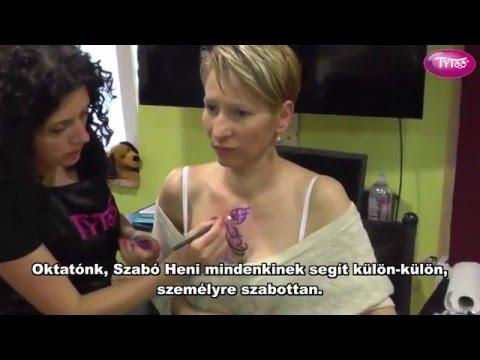 TyToo Alkalmi testfestő képzés