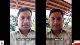 [Hindi - हिन्दी] Camera Comparison of Coolpad Note 3 vs Meizu m2 (Budget Smartphones)