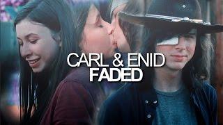 (TWD)Carl & Enid || Faded