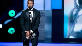 The 47th NAACP Image Awards: Michael B. Jordan Wins for
