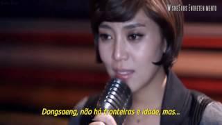 LPG - I'm sorry that I'm Noona (Legendado PT-BR)