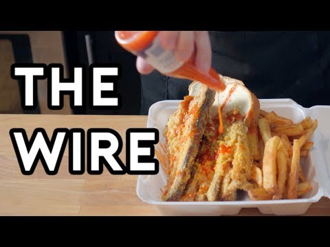 Binging with Babish The Wire Special
