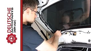 How to Install our MK7 LED Tail Light Adapter Harness (for Euro Style Light Operation)