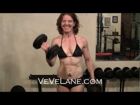 VeVe s Biceps Curl Contest Excerpt