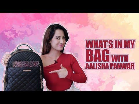 Xxx Mp4 What 39 S In My Bag Ft Aalisha Panwar Ishq Mein Marjawan Exclusive 3gp Sex
