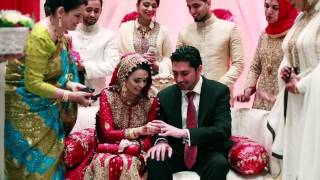 Ahlly & Kashan's Wedding | Shaadi Next Day Edit Trailer