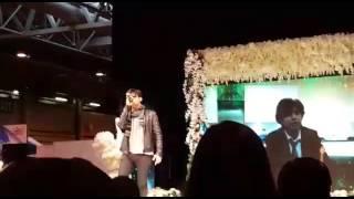 Rizwan Kayani Performing