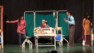 full comedy marathi natak ACCIDENT.
