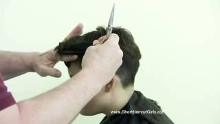ultra short haircut video Short Haircut Girls ultra short haircut video