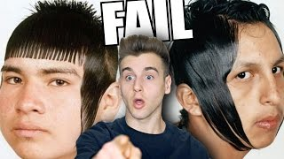 The Worst Haircuts Ever