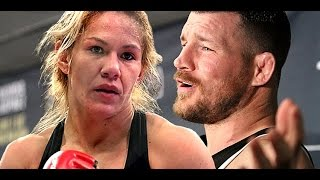 Michael Bisping Knows What's Wrong with Cris Cyborg's Weight Cut