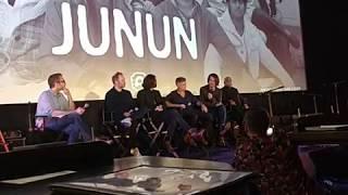 Jonny Greenwood, Paul Thomas Anderson, Shye Ben Tzur, Nigel Godrich & Nathu Lal interview - Junun