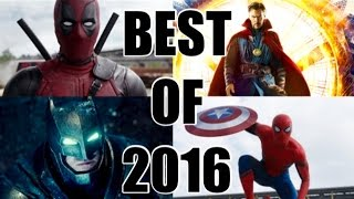 THE BEST SUPERHERO MOVIE OF 2016