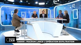 Hariri : Macron lance l