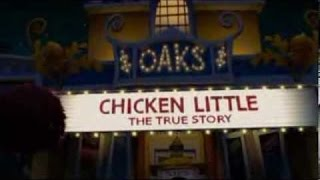 Animated Atrocities #37: Chicken Little [2005 Movie]