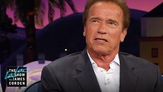 Arnold Schwarzenegger's Favorite Film: Kindergarden Cop