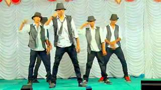 Blue Eyes dance performance || Paras,Ritesh,Jiten,sanjit and manhar || madhapar kutchh
