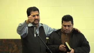 A Pakistani Muslim Brother Converts to Christianity by TG Khan (Urdu)