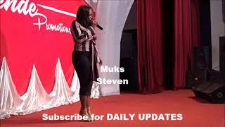 REMA Namakula ne Siri Muyembe batinkudde abantu ku Theatre Labonita. New ugandan music videos 2018