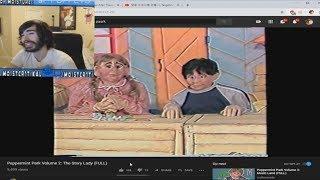 Penguinz0 Reacts To Papermint Park (Creepy Kids Show)