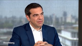 Tsipras Says Greece Needs Clear Boundaries With `Unpredictable' Erdogan