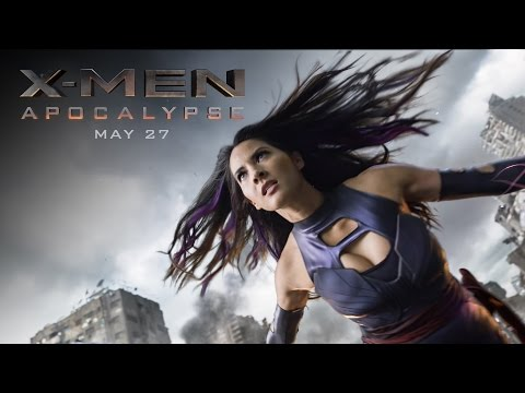 X Men Apocalypse Super Bowl TV Commercial 20th Century FOX