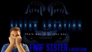 IL FNAF PIU' SPAVENTOSO - Five Nights At Freddy's sister location [GAMEPLAY ITA]