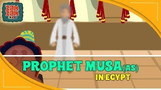 Quran Stories For Kids In English | Prophet Musa (AS) | Part 3 | Prophet Stories For Children