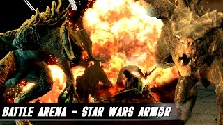 Fallout 4 Mods Week 34 - Battle Arena - Star Wars Armor!