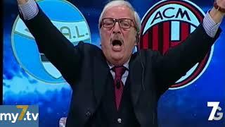 """DirettaStadio 7Gold Spal Milan 0-4 Tiziano Crudeli: """"CU-CU-CU CUTRONE!!!"""""""