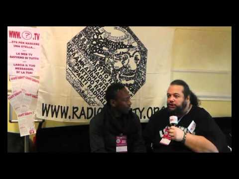 39mo congresso PRNTT - Intervista a Muyni Moaka