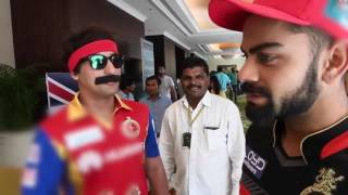 Mr. Nags Interviews With Virat Kohli And Shane Watson