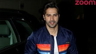 Varun Dhawan Not Happy With The Box Office Collection Of