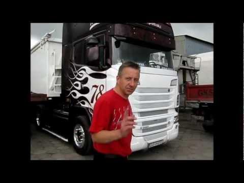 Scania Street Rod wyjazd