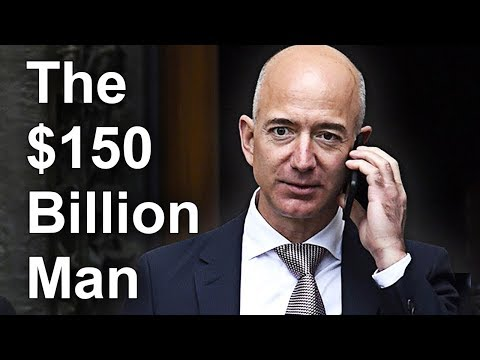A Day in The Life of Jeff Bezos Richest Person In The World