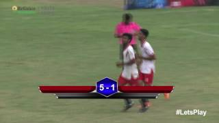 RFYS: Delhi Jr. Boys - KES Sr. Sec. School vs SG Public School Highlights